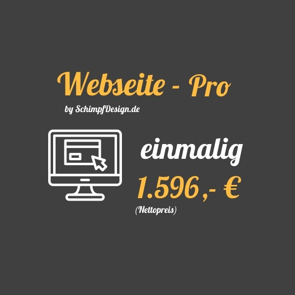 Webseite - Pro (Kaufen)