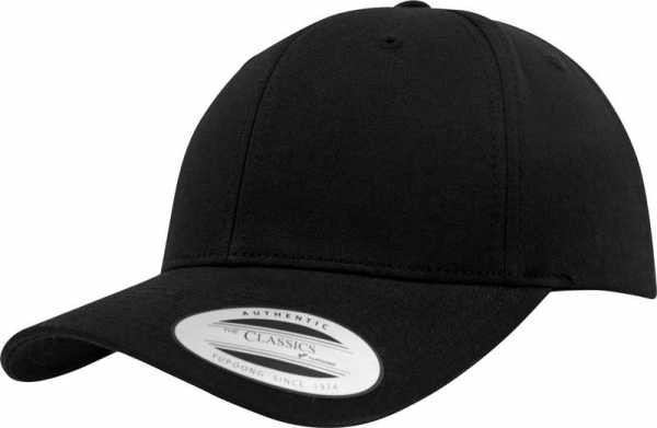 Curved Classic Snapback - mit Stickveredelung ab 10 Stk.