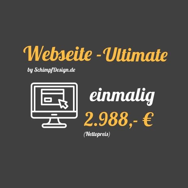 Webseite - Ultimate (Kaufen)